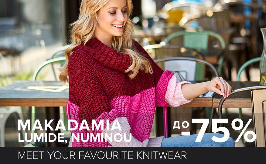 Meet your favourite knitwear